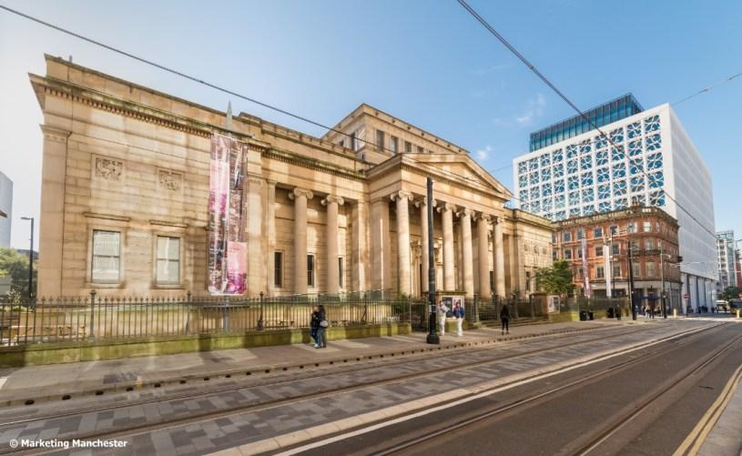 Manchester Art Gallery exterior