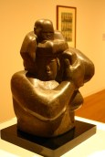Henry Moore - Mother and Child, 1925