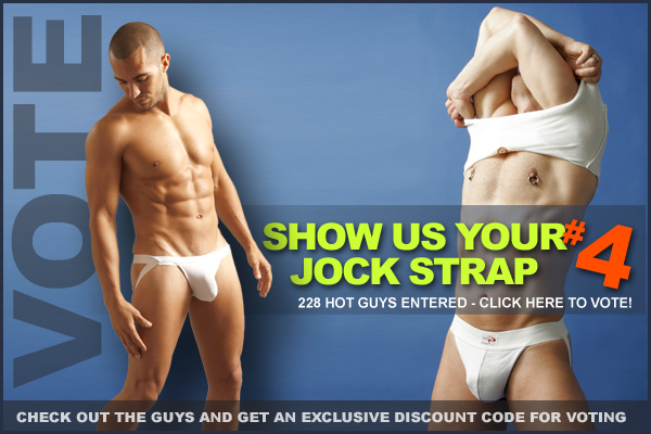 Jockstrap Central Show Us Your Jockstrap Competition - Time To Vote