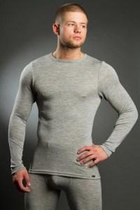 Jockey International Collection Merino Thermal Long Shirt