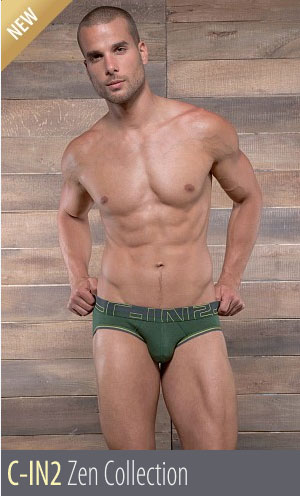C-in2 Zen Collection at International Jock