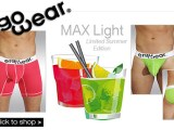 Ergowear Max Light Limited Edition Range at Dead Good Undies