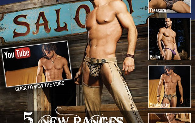 Ride it Cowboy – Gregg Homme's new Autumn video