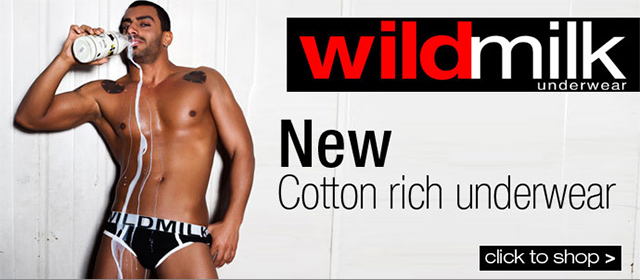 Wild Milk – a new brand out now at Dead Good Undies