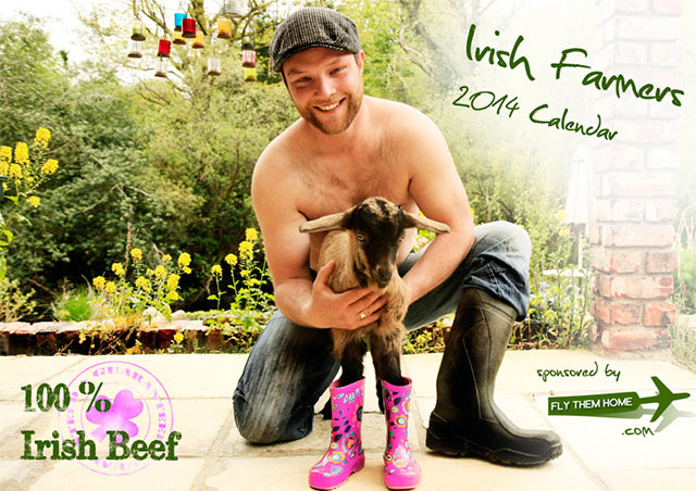 irish farmers 2014 calendar