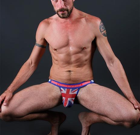 jsc pulse mesh country jockstrap UK