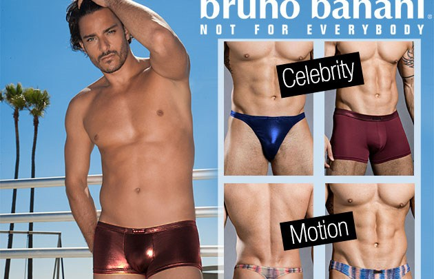 New Bruno Banani at Dead Good Undies to bring in the New Year