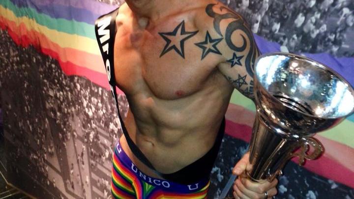 Congratulations to Stuart Hatton Jr – the 2013 Mr Gay UK