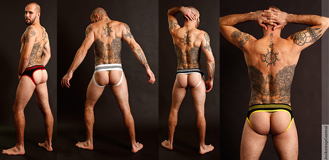 Mr S Leather Jockstraps at Jock Strap Central