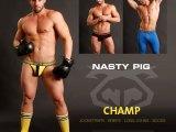 jockstrap central nasty pig champ