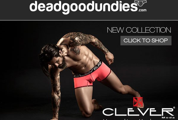 Stock up on Clever underwear