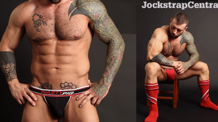 Nasty Pig Speed Demon Jockstraps and Socks