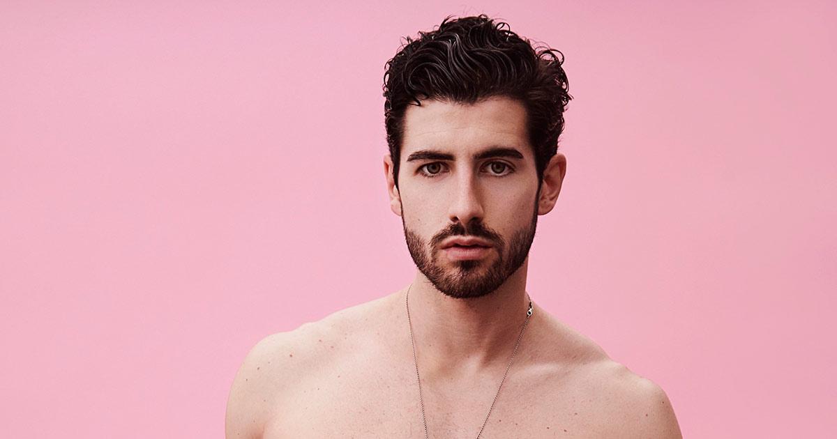 Riccardo for Garçon Model