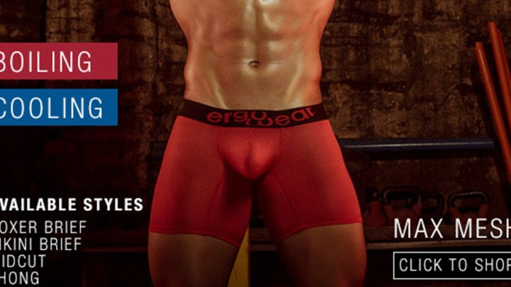 Boiling and Cooling from Ergowear