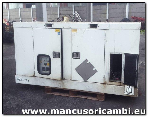 Generatore di corrente usato con motore hatz diesel for Generatore di corrente diesel usato