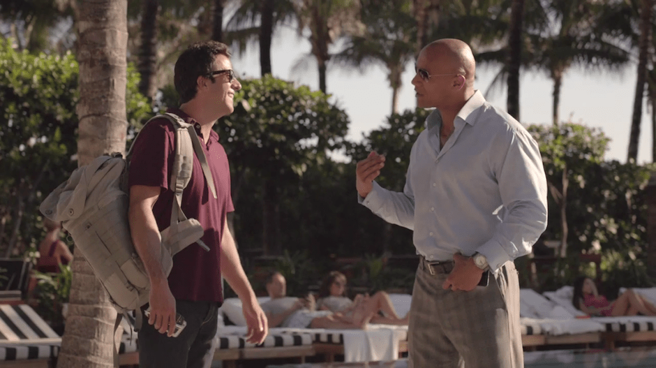 Ballers Hbo Dwayne Johnson The Rock Miami Football