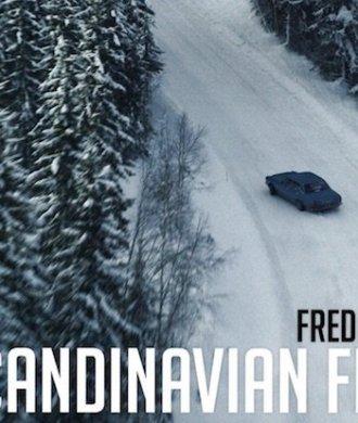 Fredrik Sørlie Scandinavian Flick Norwegen Natur Schnee Wald Tiefschnee Landschaft Toyota Cressida JZX30 Caroline Eng Drift