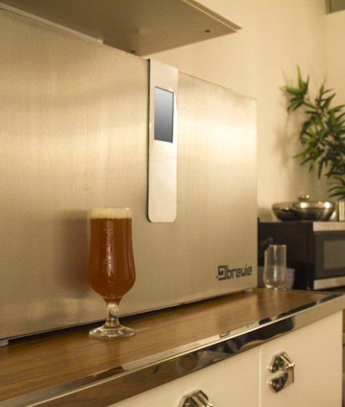 Brewie Küche Aufgestellt Bier Automat Selbst Brauen Draft