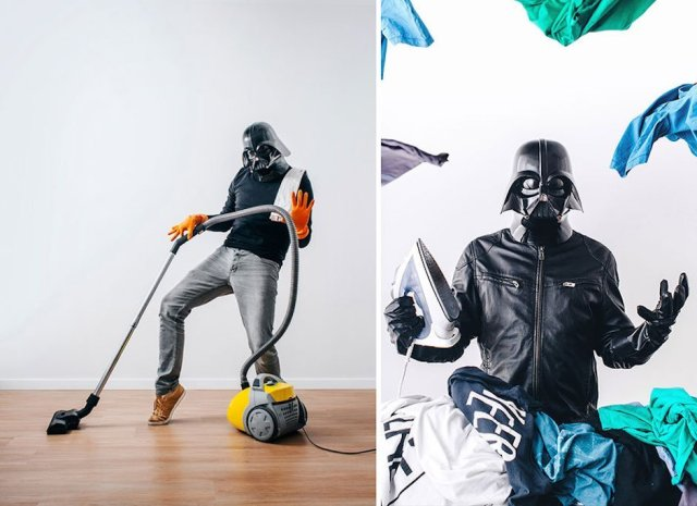 the-daily-life-of-darth-vader-pawel-kadysz-chores