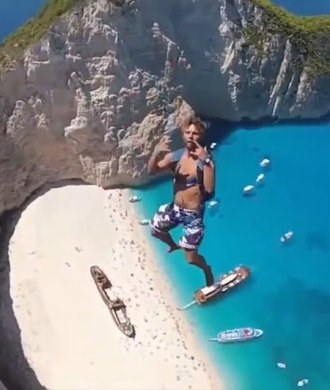 People Are Awesome 2015 Griechenland Fallschirm Skydive Skydiving Extremsport