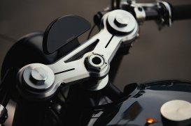 Bmw R NineT Clutch Motorcycles Gabel Lenker Detail