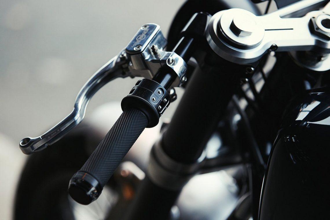 BMW R Nine-T CLUTCH MOTORCYCLES Gashahn