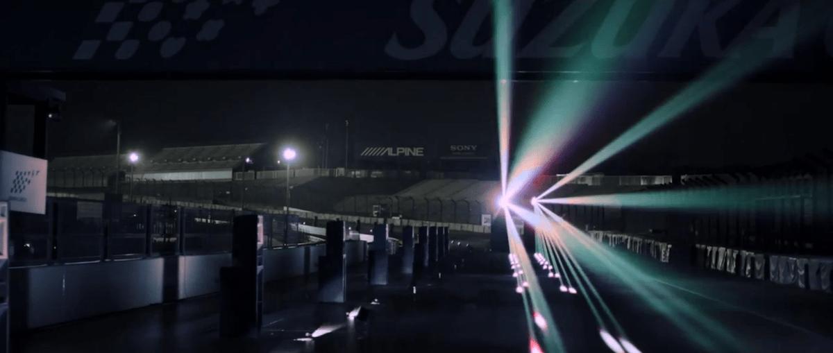 Sound of Honda Ayrton Senna Suzuka Lap Record Qualifying Reproduced