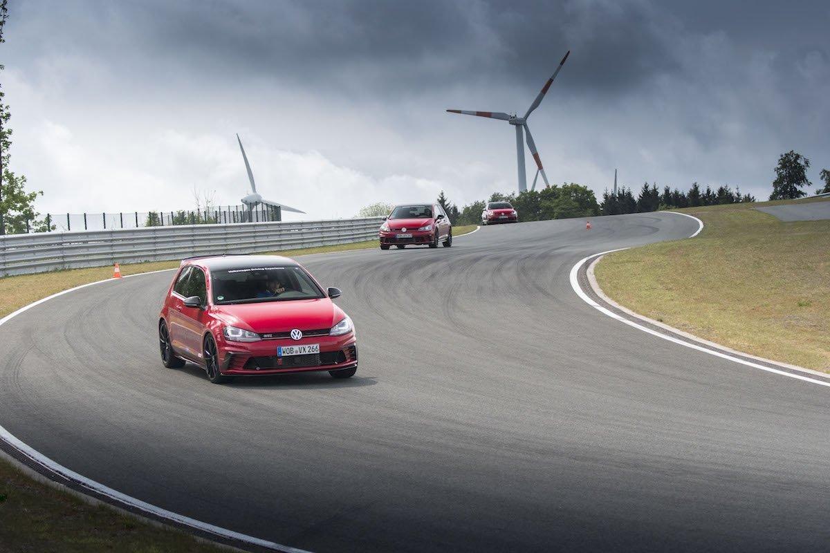 Der GTI mit Soul: VW Golf GTI Clubsport über den Bilster Berg geprügelt