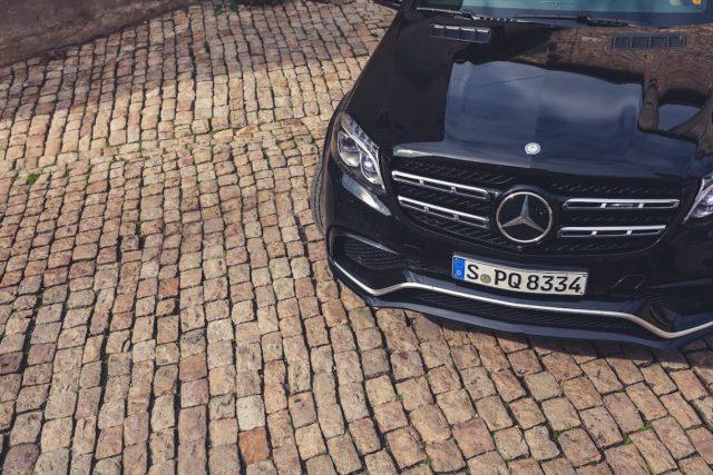 Mercedes-AMG GLS63 4MATIC Front Kühlergrill LED Xenon
