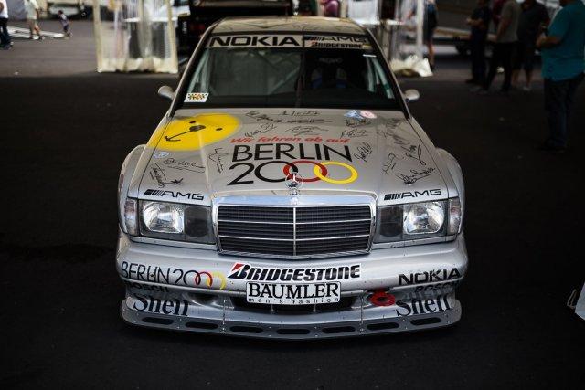 Avd Oldtimer Grand Prix 2016 AvD Oldtimer GP Mercedes-Benz AMG DTM Rennwagen Bridgestone Nokia Berlin 2000