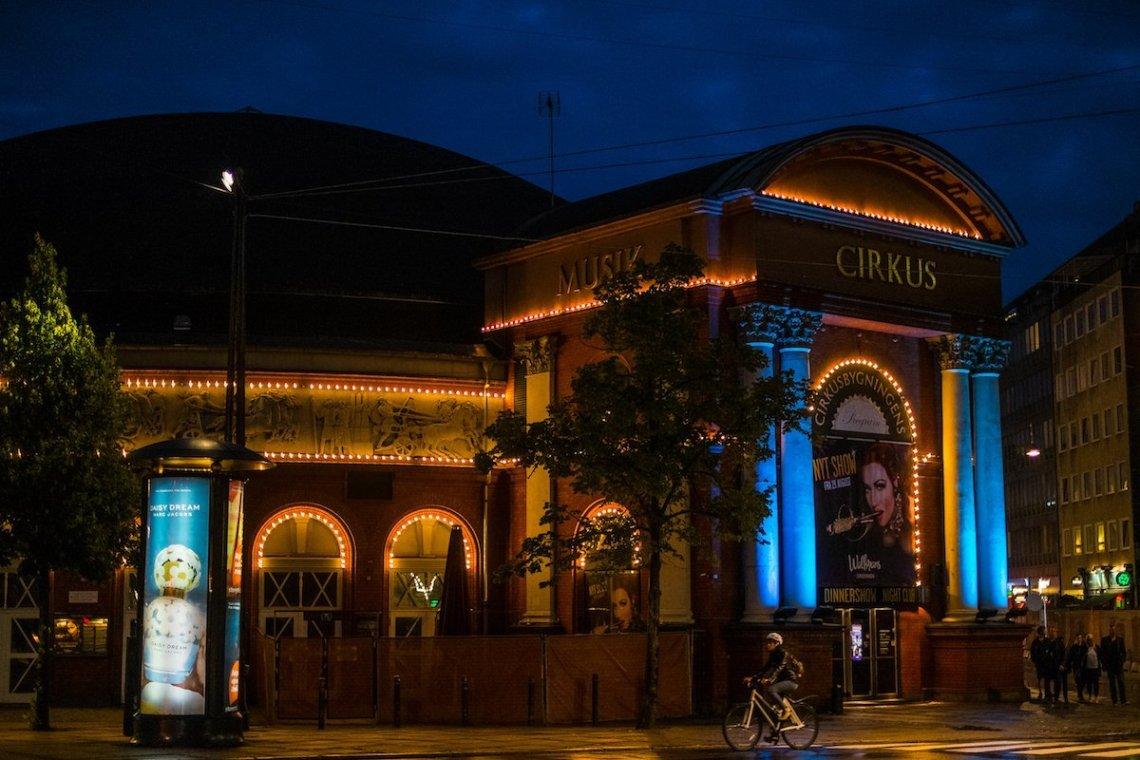 Musik Circus Kopenhagen Event Veranstaltungshalle