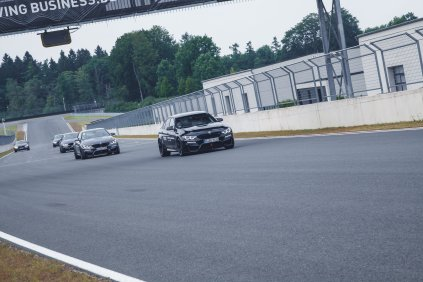 BMW M Intensive Training Bilster Berg BMW M4 BMW M3 Racing