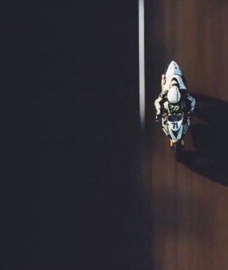 Isle of Man TT Dokumentation Studio Kippenberger Luke Huxham Motorradrennen Birds eye Drone Drohne