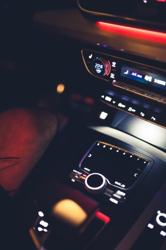 Interieur Audi SQ5 Klimaanlage