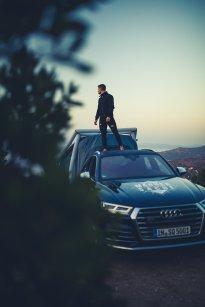 Stefan Stehend Audi SQ5 Dach