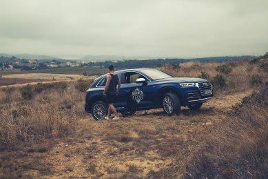 Audi SQ5 Feldweg Tanktop