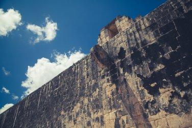 Chichen Itza Tempel Yucatan