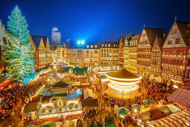 Europe's Best Christmas Markets European Motorhome Tour