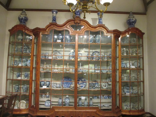 Royal Delft Pottery museum