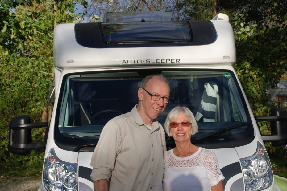 Jean & John Germany's Romantic Road 2017