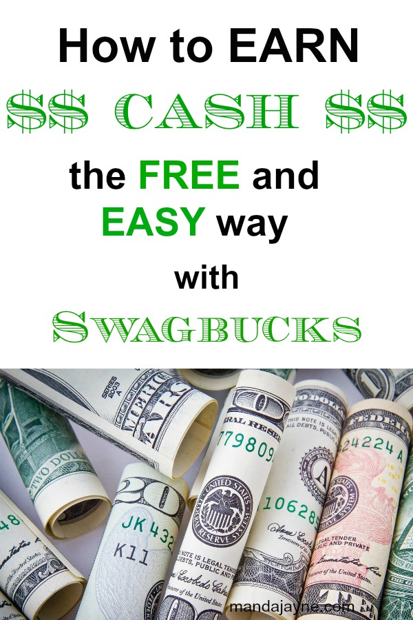 Earn Money with Swagbucks