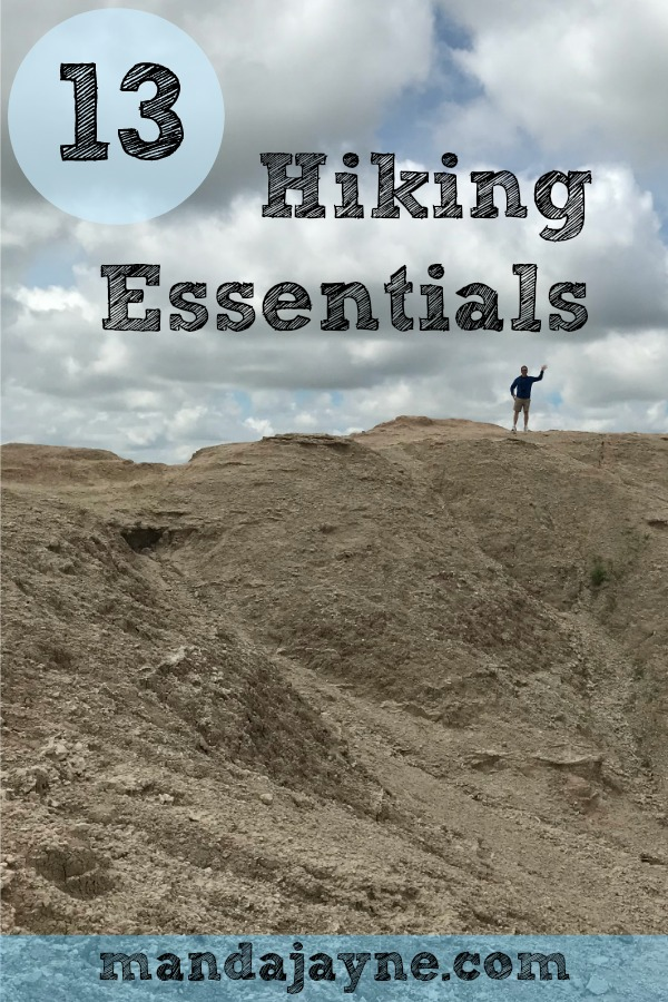 13 Hiking Essentials