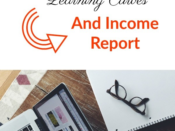 Month 3 of Blogging: Learning Curves and Income Report