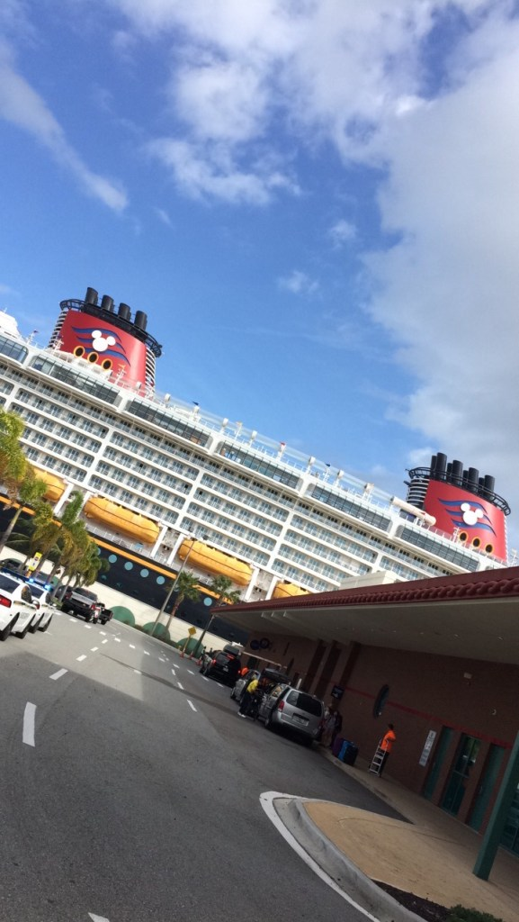 Disney Dream Boat