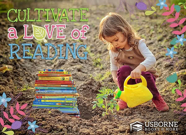 Cultivate a love of learning! Support Mandala's Online Book Fair!