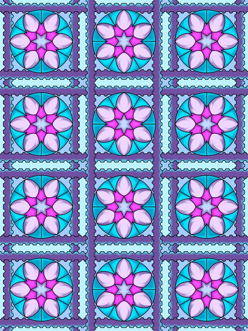 Mandalas Amp Patterns Coloring Pages Book Sampler