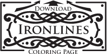 Download Ironlines Coloring Page