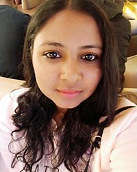 Neethu Nair from 'Our Backpack Tales'