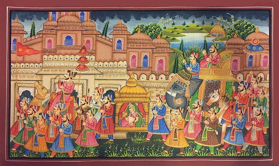 Rajasthan_Paintings
