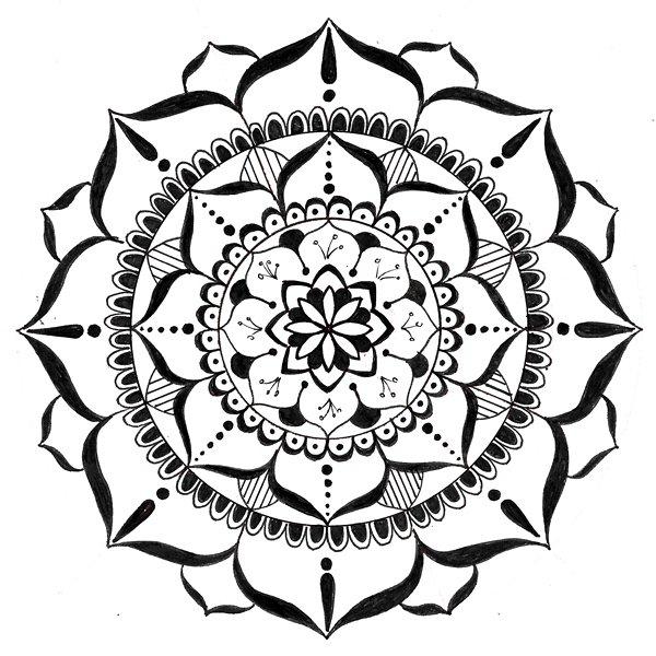 Mandala art classes online